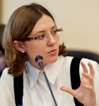 Вероника Белоусова, фото: Н. Бензорук